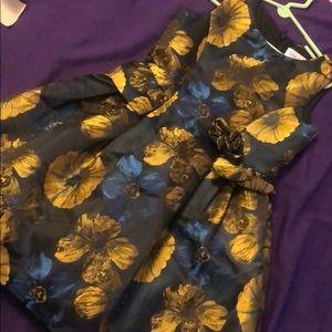 Little angle flower dress